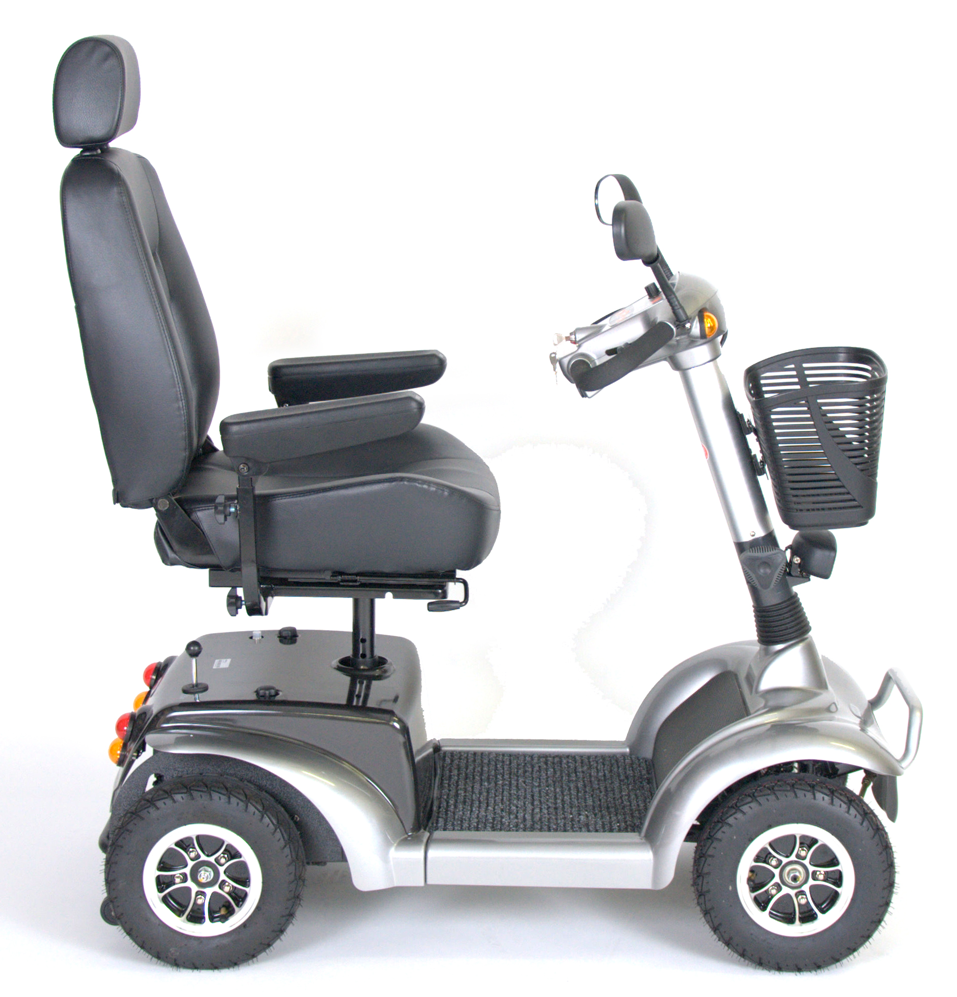 Prowler Mobility Scooter 4 Wheel Power Scooters Prowler3410mg20cs Drive Medical