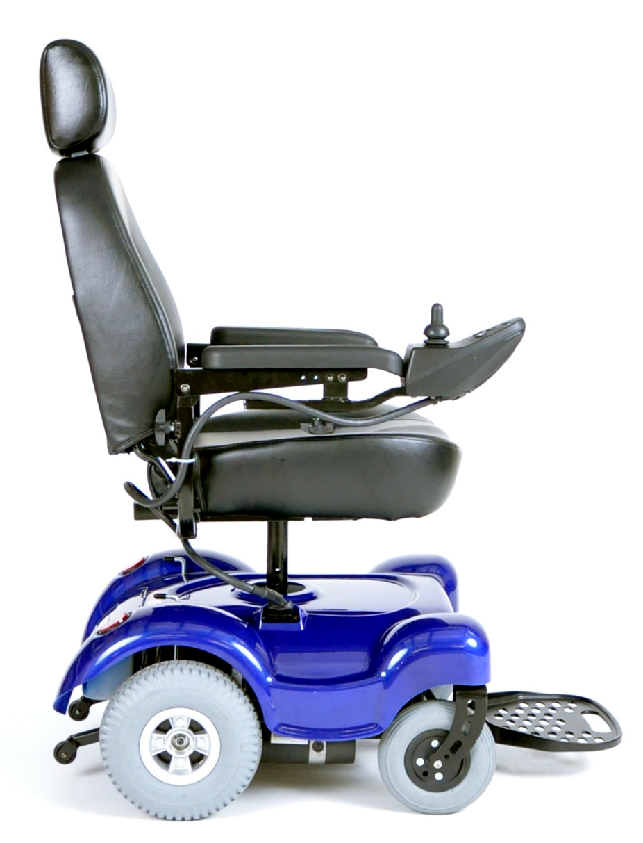 Power Wheelchairs - A Person Back Your Freedom