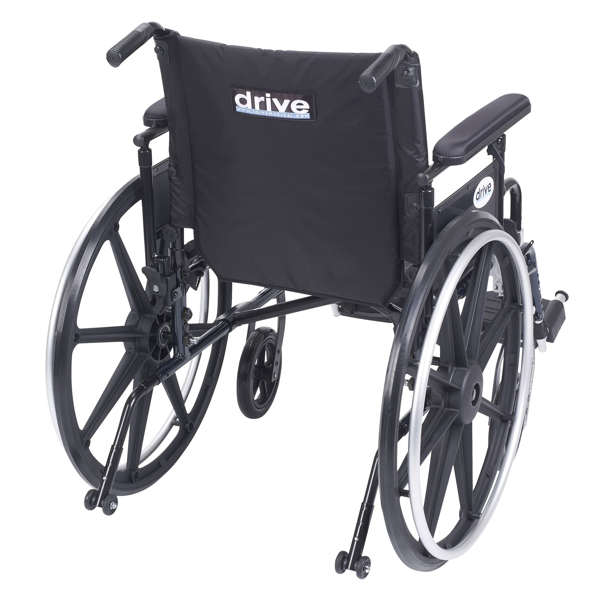 One arm drive wheelchair - Viper Plus Gt Wheelchair With Flip Back Adjustable