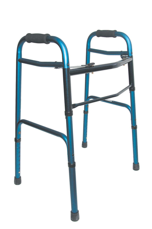 two-button-release-aluminum-folding-walkers-w-non-swivel-wheels-black-500-1045-0200-lr.jpg
