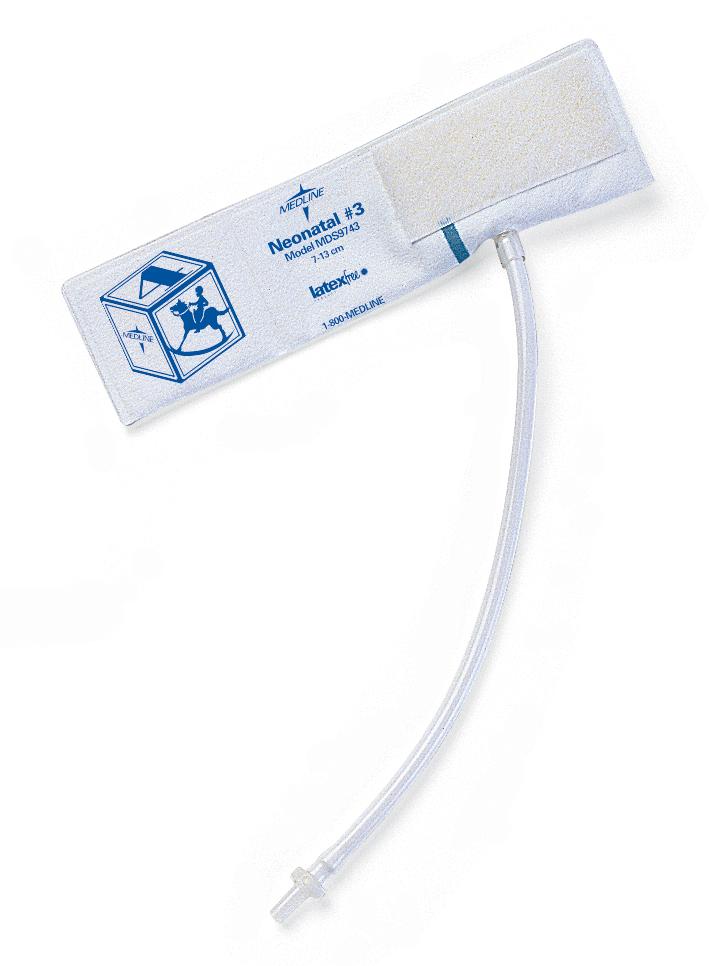 Disposable Blood Pressure Cuffs Cuffs Mds9734 Medline