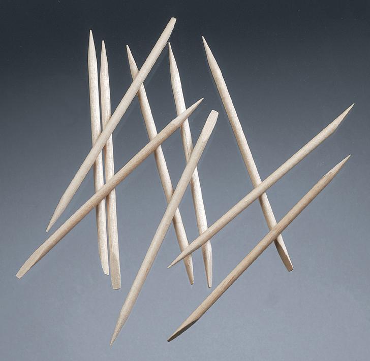 Emery Boards Orange Sticks Nail Care NON801778 Medline