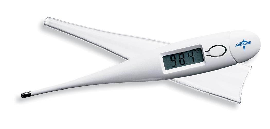 medline digital thermometers sheaths mds9650b medline. Black Bedroom Furniture Sets. Home Design Ideas