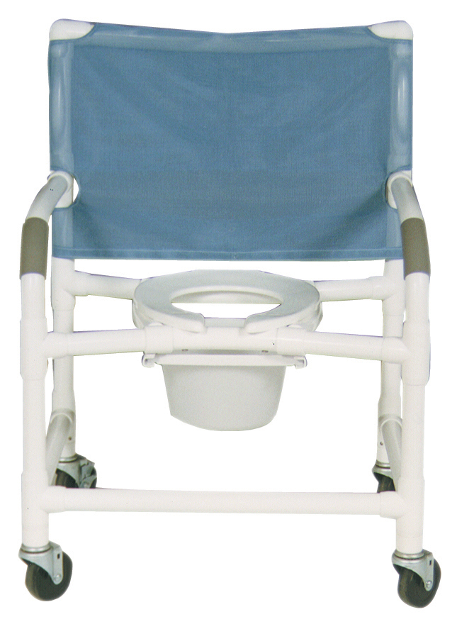 Medline PVC Shower Chairs Chairs PVCM1223 Medline