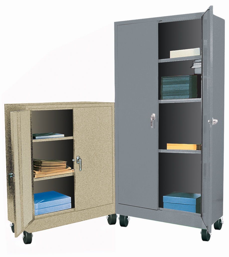 Metal Storage Cabinets Storage MDR907824SC Medline