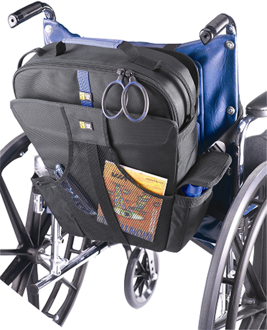 Wheelchair mobility cases wheelchair accessories wcamca1 for Handicap wheelchair