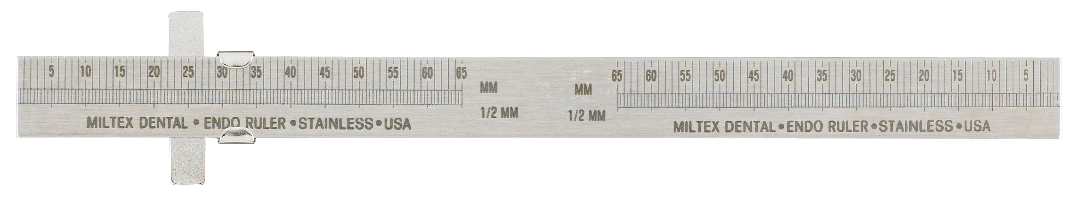 Actual Size Ruler Mm Stainless steel ruler